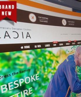 Ocacia's Brand New site