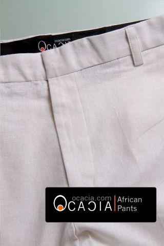 African Linen pants