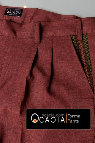 Traditional Modern Formal African pants trousers for men