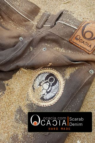 Scarb African Jeans part of our SAND range