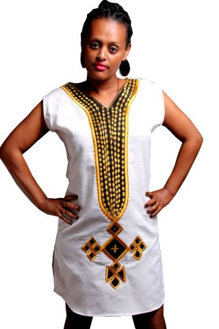 Ethiopian African embroidery traditional styles
