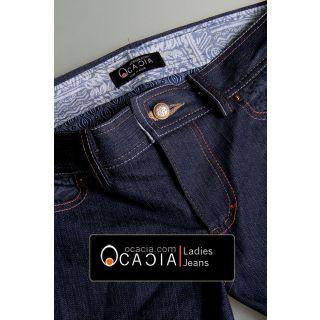 African Ladies jeans trim