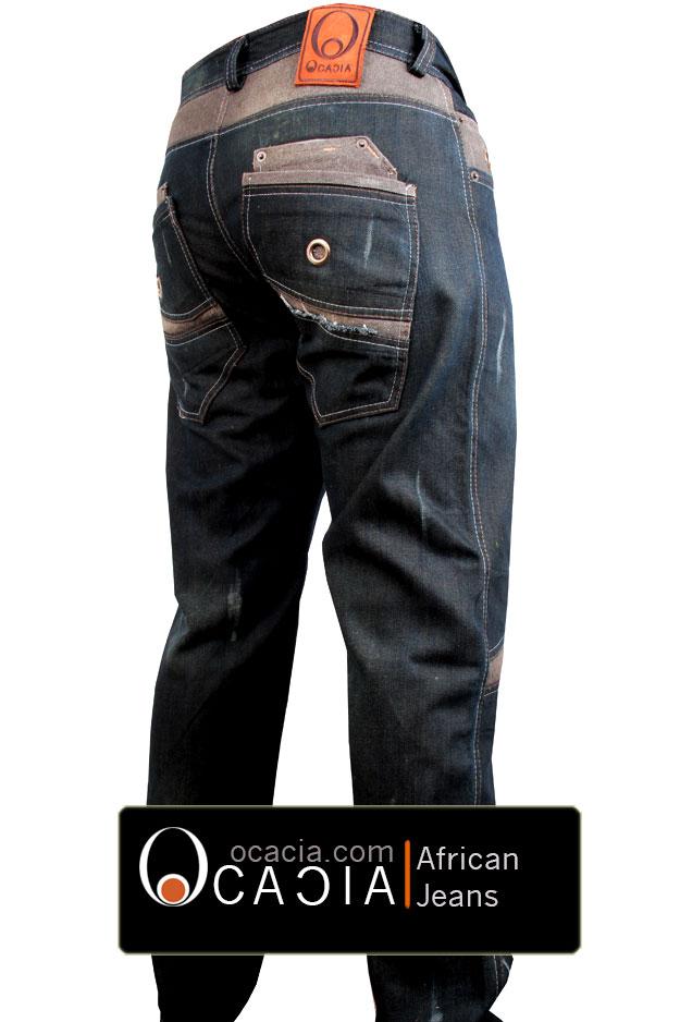 Sahel Distressed Jeans